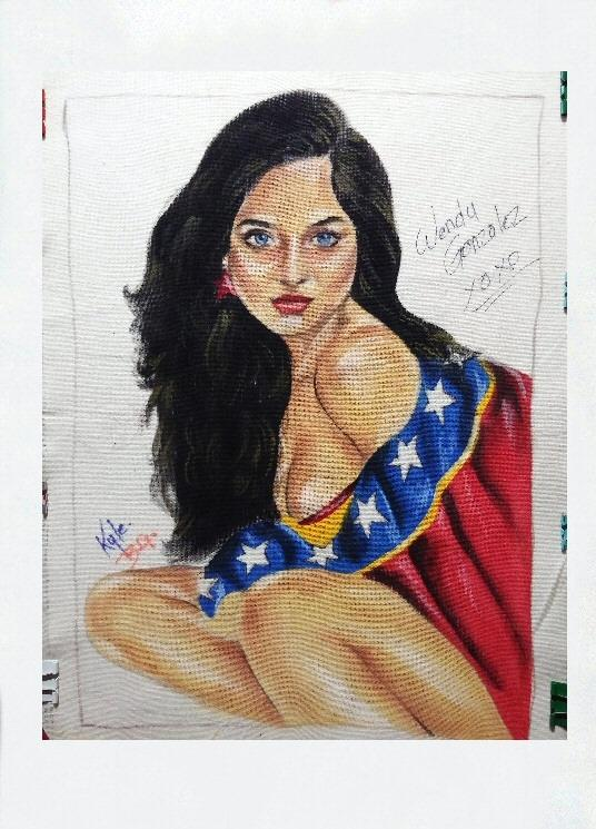 Wendy González por bega